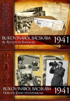 Bukovinából Bácskába 1941 - két kötet együtt-0