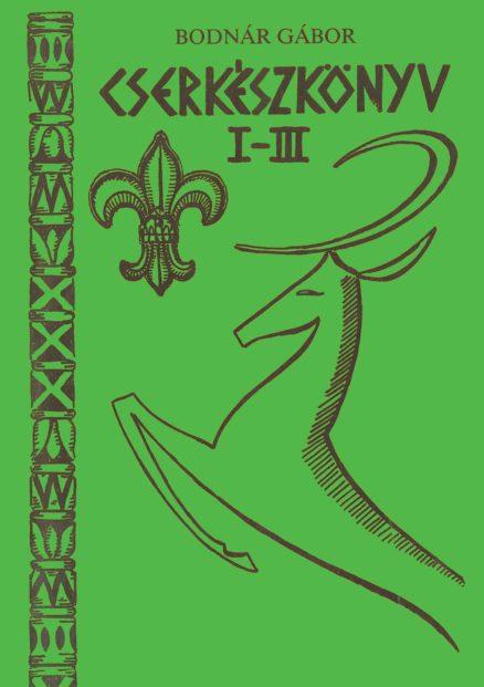Cserkészkönyv I-III-0