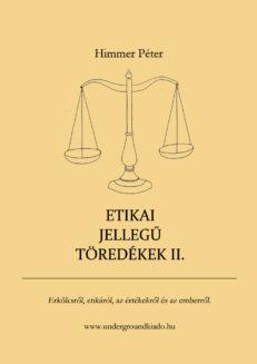 Etikai jellegű töredékek II.-0