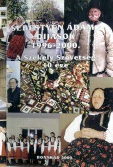 Sebestyén Ádám-díjasok 1996-2000. -0