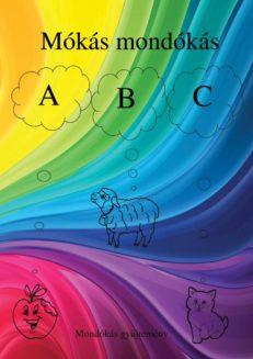 Mókás mondókás ABC-0