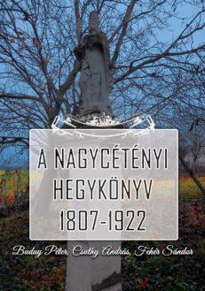 A nagycétényi hegykönyv 1807-1922-0