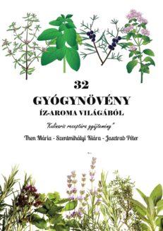 32 gyógynövény íz-aroma világából-0