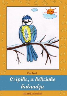 Csipike, a kékcinke kalandja-0