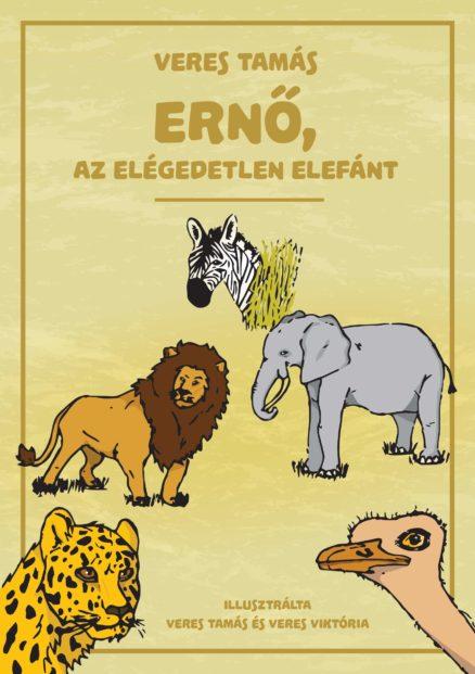 Ernő, az elégedetlen elefánt-0