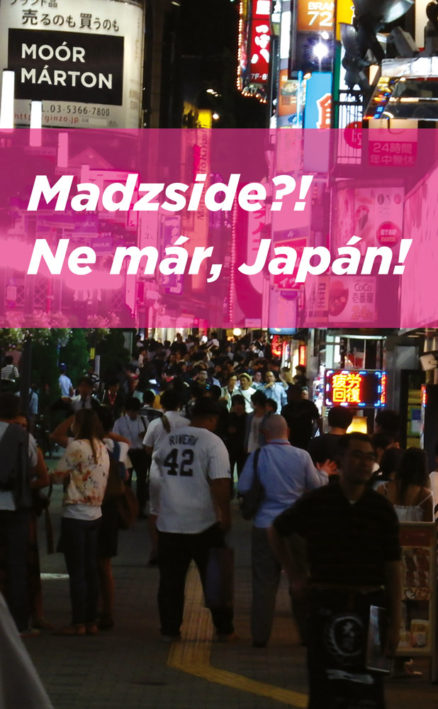 Madzside?! Ne már, Japán!-0
